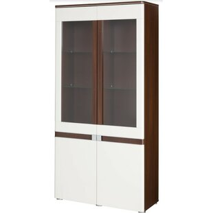 Andrzejewski 2 Doors Display China Cabinet by Brayden Studio