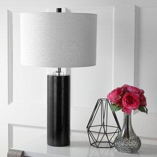 Venne Marble/Crystal 22 Table Lamp