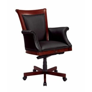 Good Leather Bankers Chair