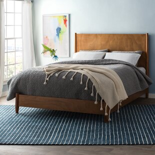 Parocela Panel Bed by Langley ..