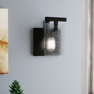Bain 1-Light Flush Mount by Wi..