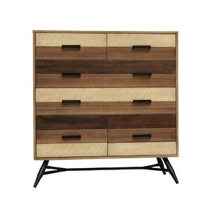 High-End Scarlett 6 Drawer Chest by Foundry Select