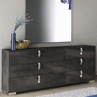 Turin 6 Drawer Dresser by Ivy Bronx