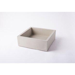 Concrete Napkin Holder