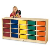 Jonti-Craft® 20 Compartment Cubby with Wheels
