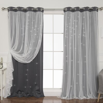 Gray And Silver Curtains Amp Drapes You Ll Love In 2019