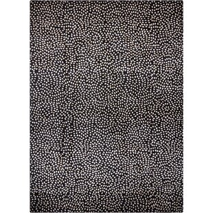 Nara Ebony Area Rug By Calvin Klein