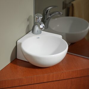 Bathroom Sinks Wayfair corner bathroom sink | wayfair