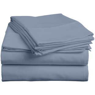 Lakeview Flannel Solid Color Flannel Sheet Set