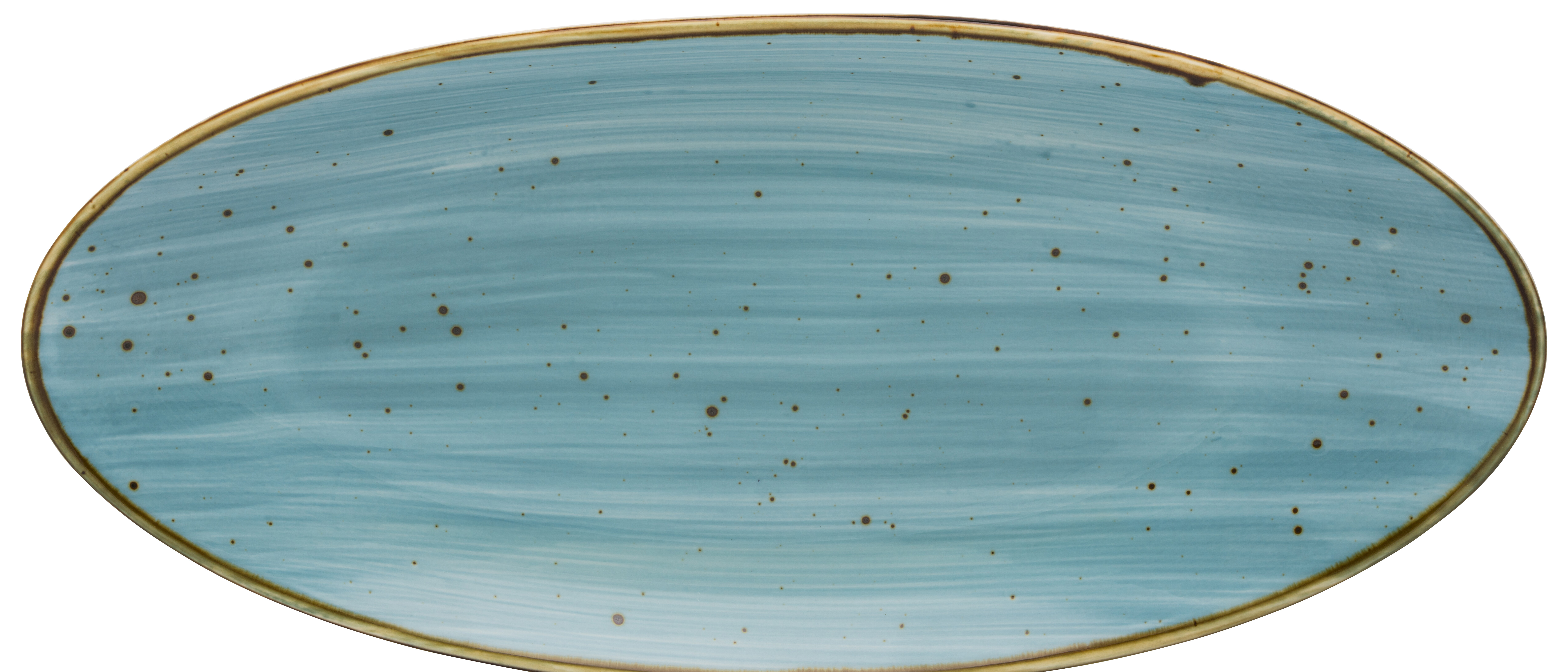Ten Strawberry Street Santa Fe Oval Maize Platter Wayfair