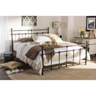 Reasor Platform Bed by Charlton Home