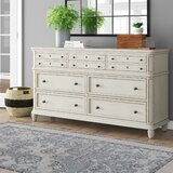 Henrietta 7 Drawer Standard Dresser by Birch Lane™ Heritage