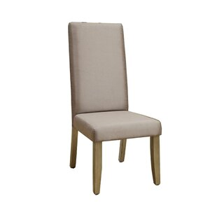 Woodbranch Upholstered Dining Chair (Set of 2) Ophelia & Co.