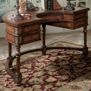 Butler Connoisseur'S Demilune U-Shape Writing Desk