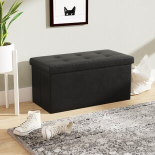 Caskey Storage Bench