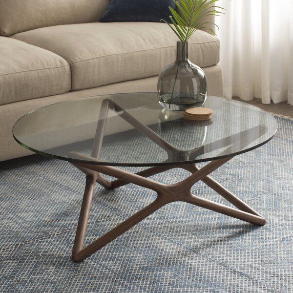 Modern Contemporary Coffee Table Bases Only Allmodern