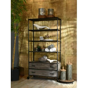 Brosnan Standard Bookcase by Williston Forge