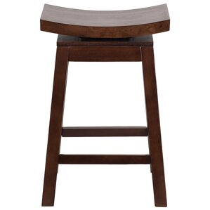 Hayrabolu 26'' Swivel Bar Stool by Bloomsbury Market