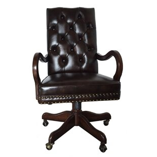 Eastern Legends Leather Executive Chair