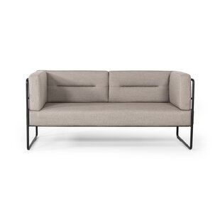 Avely 67 Square Arm Loveseat by Latitude Run