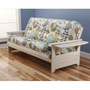 Phoenix English Garden Futon and Mattress by Kodiak Furniture