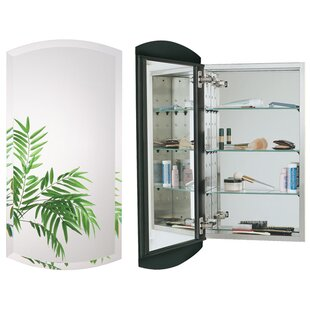 Price comparison Euro 15 x 30 Recessed Medicine Cabinet By Alno Inc
