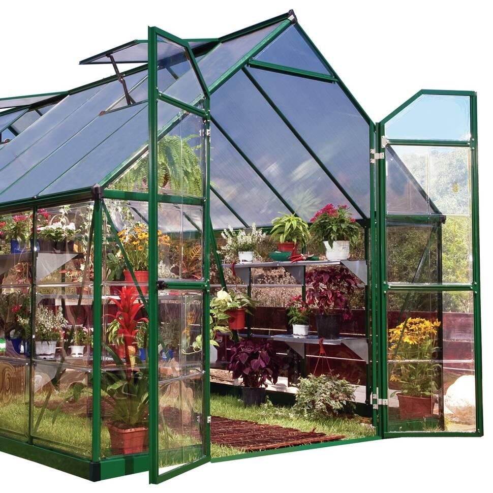 Balance Greenhouse in , 8' x 16'