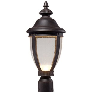Savings Wynterfield 1-Light LED Lantern Head By Minka Lavery