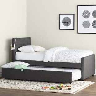 Algrenon Twin Platform Bed With Trundle by Mack & Milo 2019 Coupon