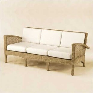 Trinidad Wicker Sofa with Cushions