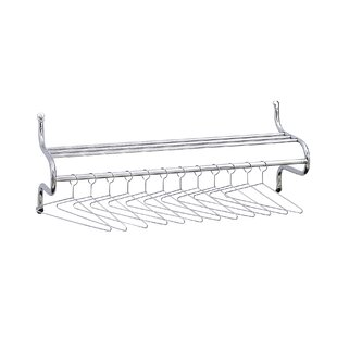Security Wall Mounted Coat Rack By Symple Stuff