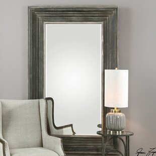 Braedon Patton Aged Traditional Accent Mirror