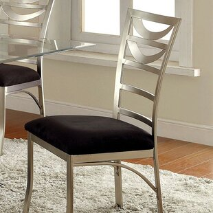 Ruffin Upholstered Dining Chair (Set of 2..