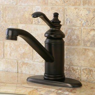 Kingston Brass Templeton Bathroom Faucet with Push-Up Drain