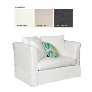 Cockermouth Patio Chair with Sunbrella Cushions by Canora Grey