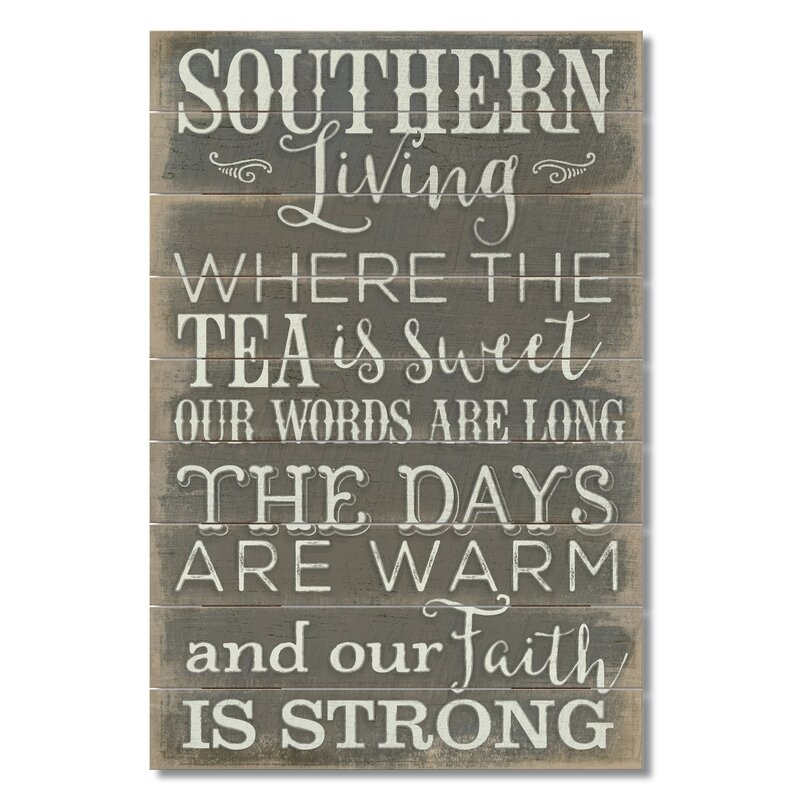 Southern Living Wall Décor