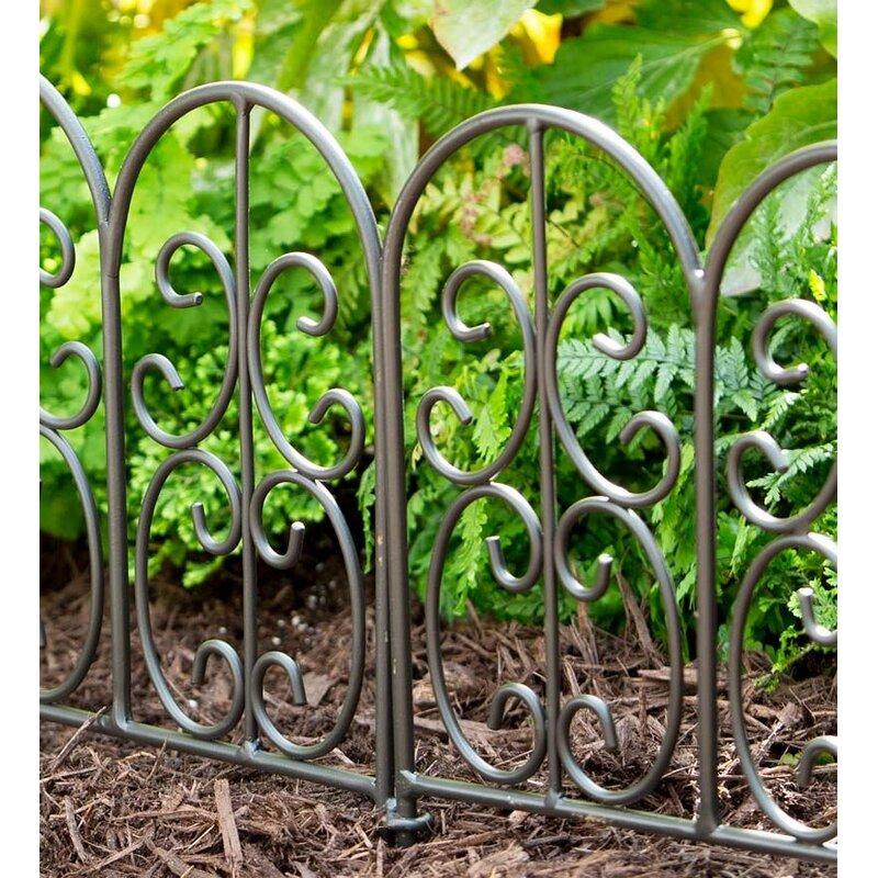 W Montebello Garden Edging