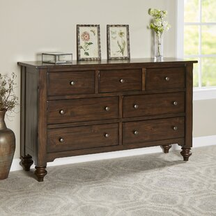 Darby Home Co McCarthy 7 Drawer Standard Dre..