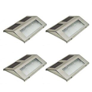 ALEKO 2-Light Deck Lights (Set of 4)