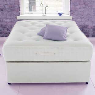 Coil Sprung Divan Bed By Symple Stuff