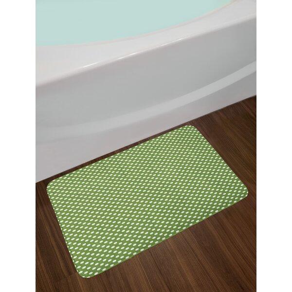 Moss Green Bath Rugs | Wayfair