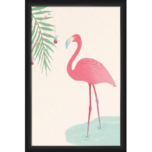 2020 Popular Stand Tall Darling Pink Flamingo Bird Resistant Laptop Protective Bag Case