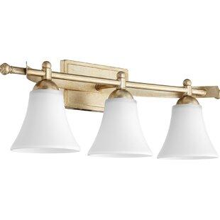 Best Deals Eastchester Traditional 3-Light Vanity Light By Alcott Hill