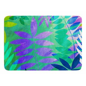 Jungle by Jessica Wilde Bath Mat