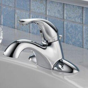Delta Centerset Bathroom Faucet with Drain A..