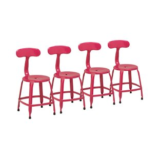 Bar Stool (Set Of 4) By 17 Stories