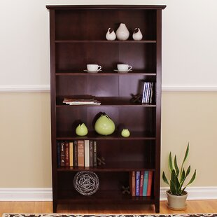 Great choice Dravin Standard Bookcase by Red Barrel Studio