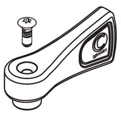 Moen Commercial Hot Lever Handle