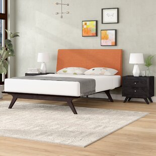 Langley Street Modesto Queen Platform 3 Piece Bedroom Set