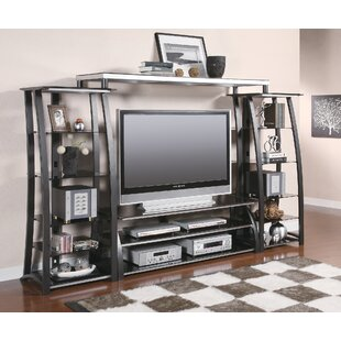Mineola Contemporary Entertainment Center for TVs up to 60